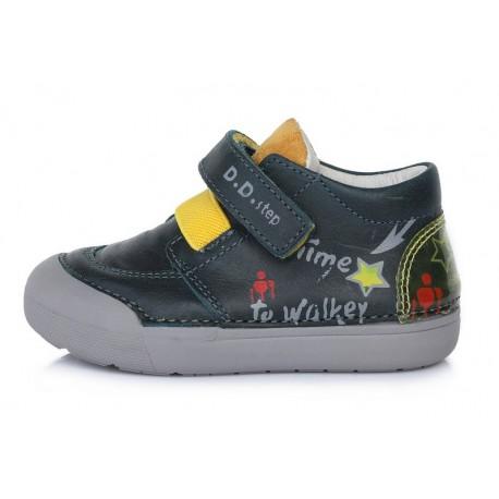 Tamsiai mėlyni Barefeet batai 20-25 d. 066739A