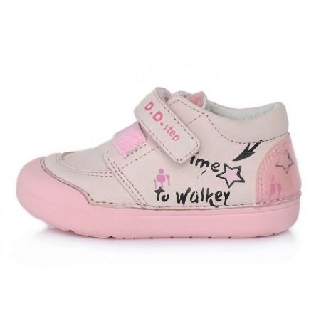 Šviesiai rožiniai Barefeet batai 20-25 d. 066709A
