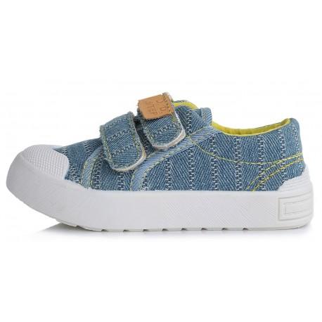 Šviesiai mėlyni batai 20-25 d. CSB-116